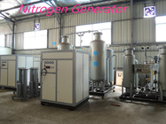 Stainless Steel Industrial Nitrogen Generator 99.9995% 440V / 220V CE Certificated