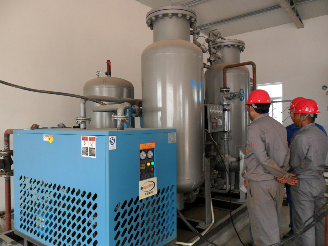 Biotechnological High Purity Nitrogen Generator Industrial Onsite Plant