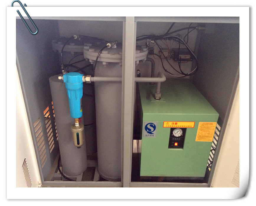 High Purity Nitrogen Gas Separation Equipment Psa System Low Noise For SMT