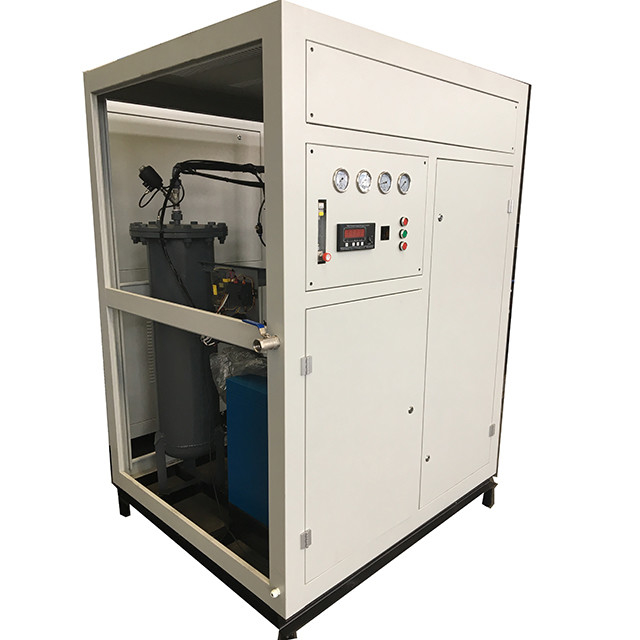Stainless steel PSA Nitrogen Generator Box type , Dew Point -60 to -45 Degree Celsius