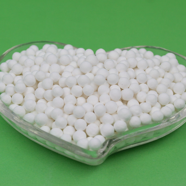 JZ - K1 Molecular Sieve Adsorbent Activated Alumina Sphere For Drying In Oxidizing Industry